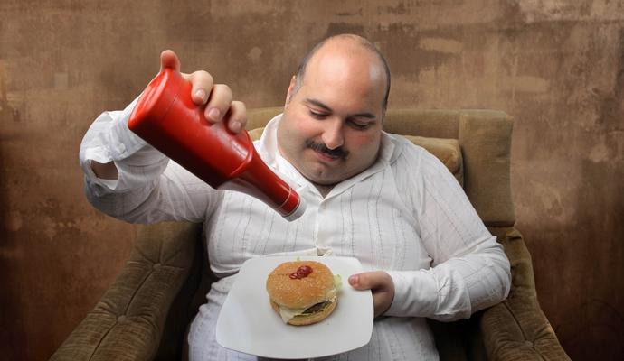 Эволюция принесла людям лишний вес