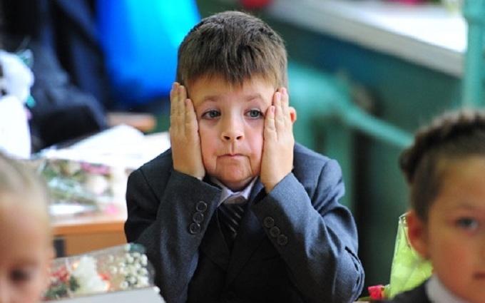 В украинской школе на границе с Приднестровьем цветет российская пропаганда: опубликовано фото