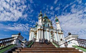 Украина передала Андреевскую церковь в пользование Константинополю