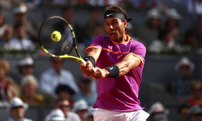 Надаль неожиданно взлетел навершину рейтинга теннисистов