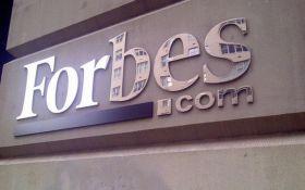 В список миллиардеров от Forbes попали 6 украинцев