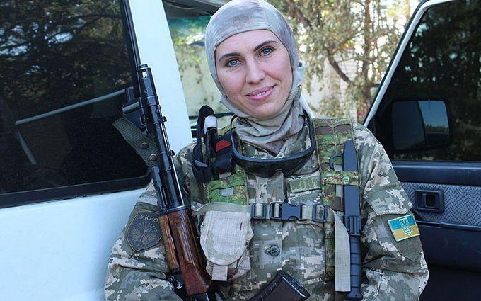 Под Киевом убили Амину Окуеву: Турчинов назвал виновника