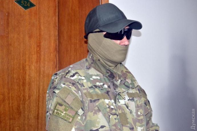 В Одесі обшукують кабінет соратника Саакашвілі: з'явилися фото і відео (1)