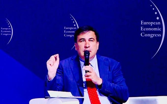 """Саакашвили рассказал об """"отвратительных мордах и упырях"""": опубликовано видео"""