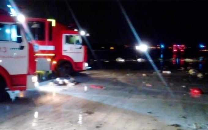 Крушение самолета в России: стало известно новое число погибших украинцев