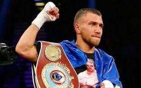 Ломаченко очолив рейтинг найкращих боксерів світу