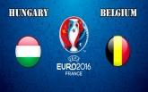 Венгрия - Бельгия - 0-4: хронология матча 1/8 финала Евро 2016