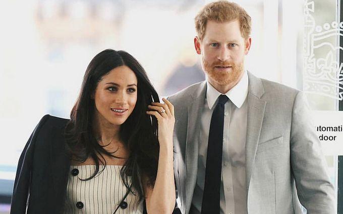 Жорсткі умови: ЗМІ дізналися про підписаний шлюбний контракт Меган Маркл і принца Гаррі