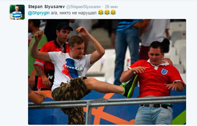 Фотожаби на депортацію російських фанатів із Франції підірвали соцмережі (7)