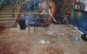 В Сумах прогремел мощный взрыв в ночном клубе: появилось видео с моментом взрыва гранаты и фото задержанного