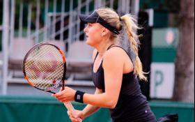 WTA Бостад. Козлова спокійно виходить в основу