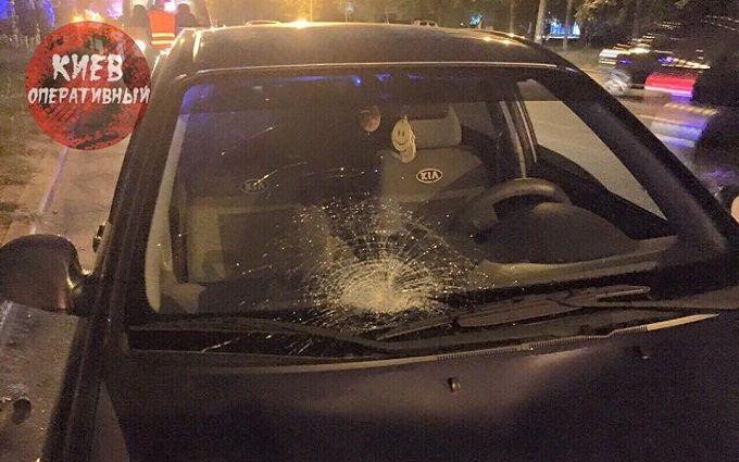 У Києві в жахливій ДТП на переході загинула дитина: з'явилися фото та відео з місця аварії