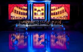 В Киеве состоится новогоднее шоу «Опера на льду»