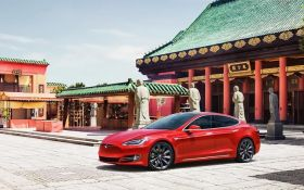 Компанія Tesla збудує свій завод у Китаї