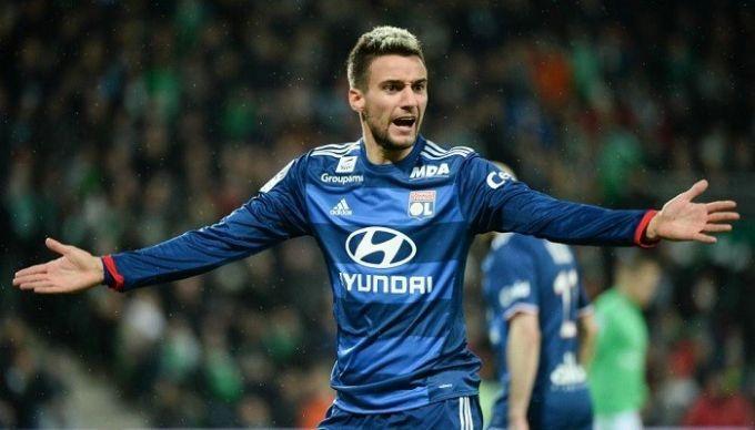 Защитник «Лиона» Маммана близок кпереходу в«Зенит»