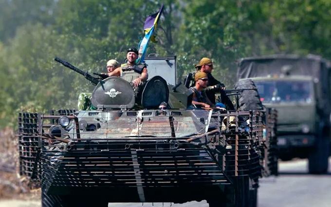 Генштаб привітав десантників яскравим відео