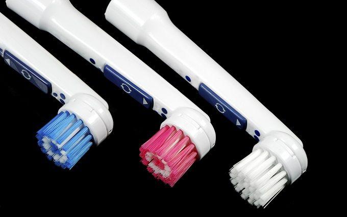 Особливості вибору електричної зубної щітки