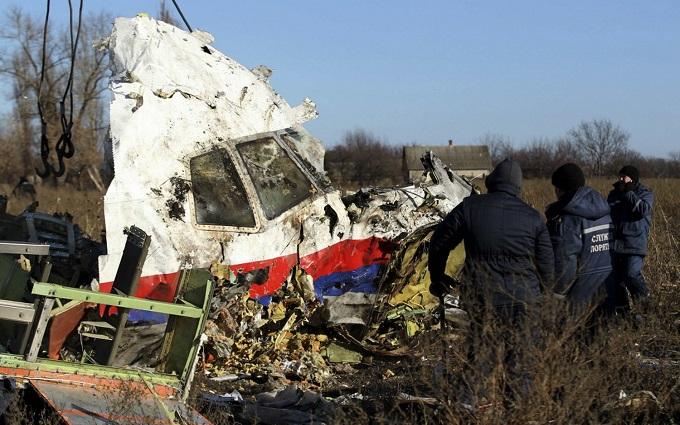 Путина назвали ответственным за сбитый пассажирский лайнер MH-17