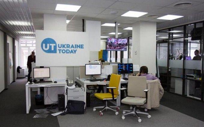 Проект Ukraine Today закончил свое вещание 26декабря 2016 23:46