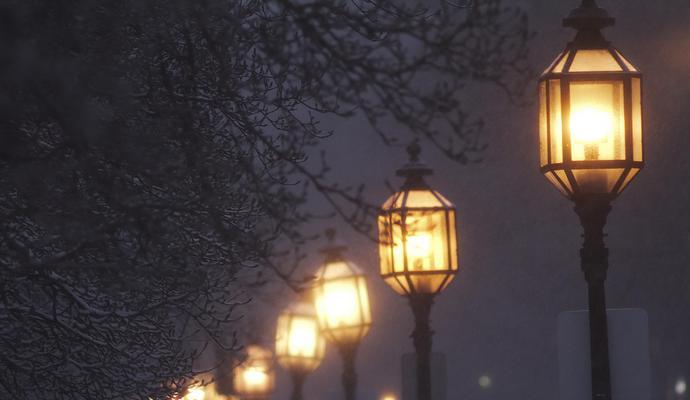 После Рождества на улицах Симферополя полностью выключат свет