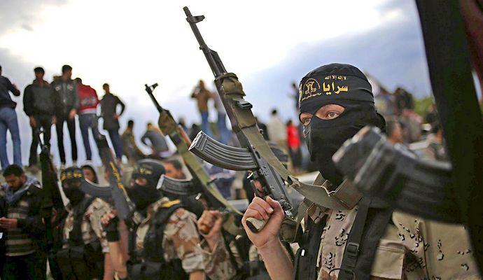 Исламскому государству принесли присягу верности 34 группировки