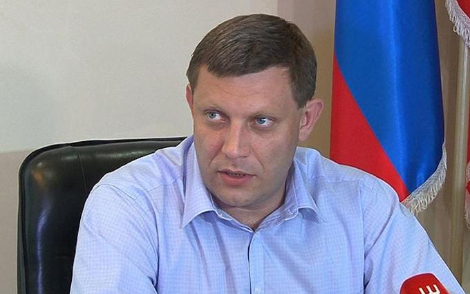 Ватажок ДНР заявив, що героями бувають тільки росіяни: з'явилося відео