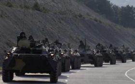 Росія вивозить із Криму військову техніку: з'явилось відео