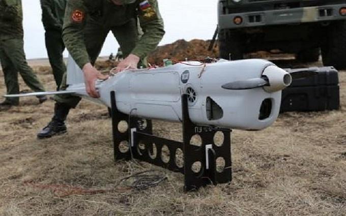 В Донецкой области совершены атаки на склады боеприпасов с беспилотника