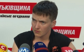 Савченко объяснила, откуда у нее такой доход: опубликовано видео