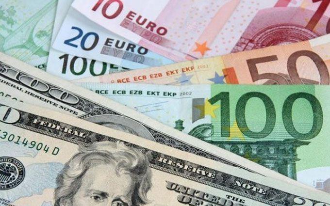 Курси валют в Україні на понеділок, 13 серпня