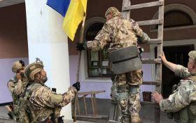 ЗСУ поліпшили позиції в новому зайнятому населеному пункті на Донбасі: з'явилося відео