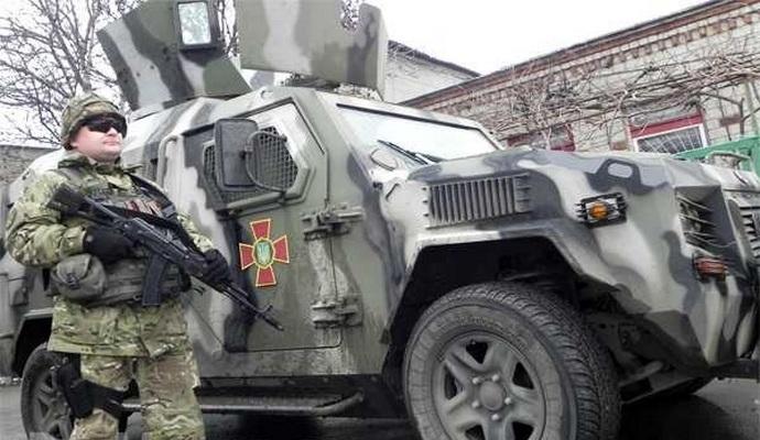 Около Мариуполя прошел бой боевиков России и украинских военнослужащих