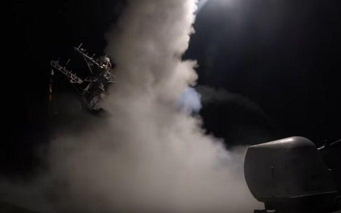 Ракетный удар США в Сирии: база войск Асада практически разрушена, есть погибшие