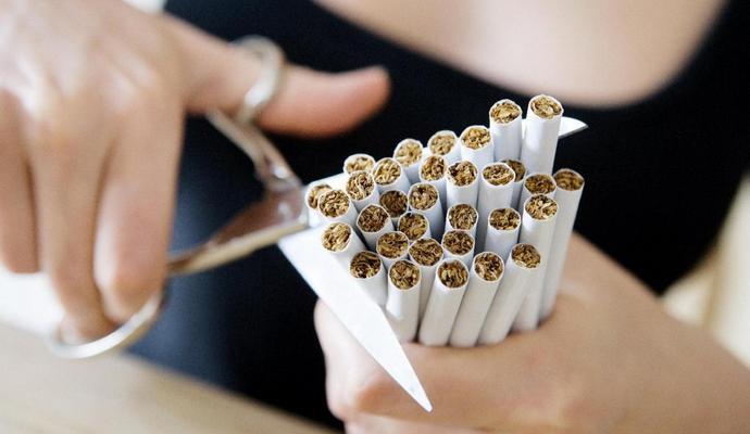 Ньюйоркцы стали меньше курить из-за низкой цены на сигареты