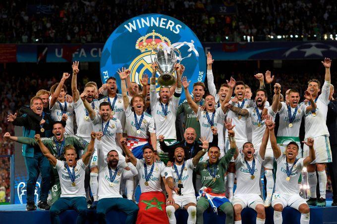 """""""Реал"""" розгромив """"Ліверпуль"""", ставши переможцем Ліги чемпіонівУЄФАтричі поспіль"""
