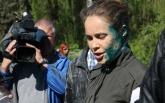 В бывшей столице «русской весны» депутата Оппоблока облили зеленкой: появились фото