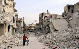 Результат российских бомб: появилось душераздирающее видео из Сирии