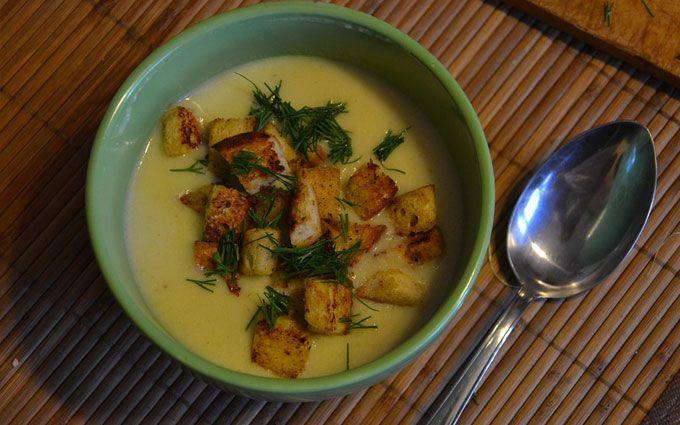 На замітку господині: як приготувати ідеальний курячий крем-суп