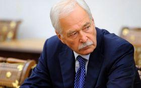 У Кремлі назвали пріоритети в роботі контактної групи по Донбасу