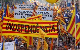 Отделение Каталонии от Испании: названы сроки объявления независимости