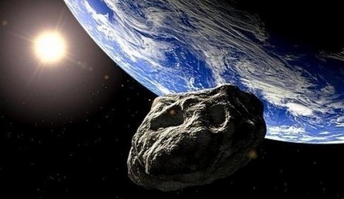 Люксембург хочет на астероидах добывать ископаемые
