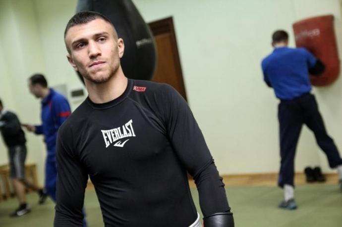 Василь Ломаченко наступний бій проведе у квітні