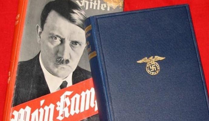 Впервые за 70 лет в Германии переиздали Mein Kampf