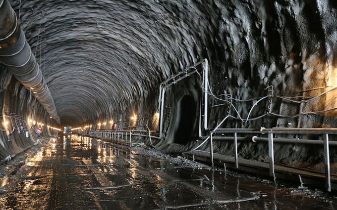В Україні відкрили стратегічний Бескидський тунель: опубліковано відео