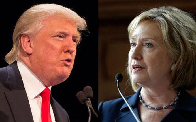 Стали відомі підсумки дебатів між Трампом і Клінтон в США: опубліковано відео