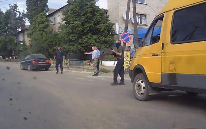 В мережі пригадали початок війни на Донбасі: відео бою