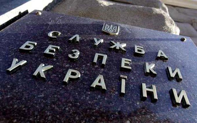 В СБУ подтвердили, что задержанный на Сумщине взяточник является сотрудником НАБУ - СМИ
