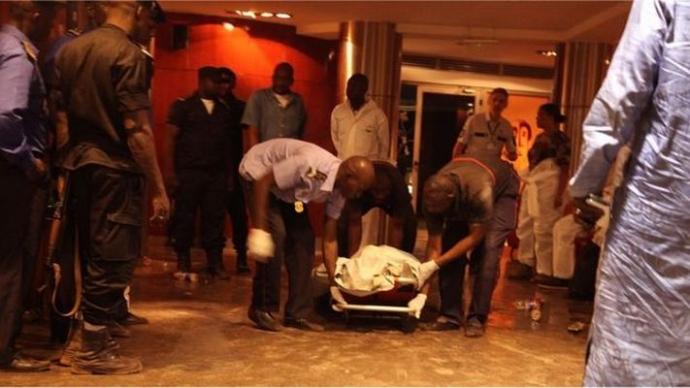 Во время теракта в Буркина-Фасо погибла украинская семья