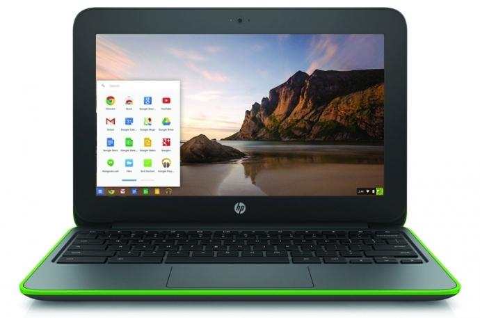 Компания HP анонсировала ноутбук Chromebook 11 G4 EE (1)