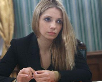 Дочь Тимошенко готова заменить мать в политике